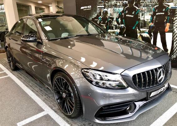 Mercedes-benz Classe C 4.0 Amg 4p 2020