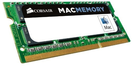 Memoria Ram 8gb Ddr3 1600mhz Pc3-12800 Sodimm Corsair A