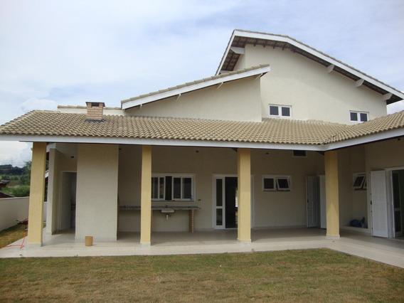 Casa De Luxo Em Atibaia - Condomínio Pq. Res. Shambala 1