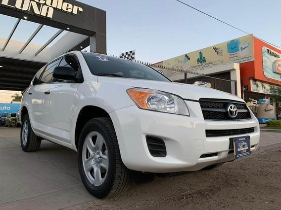 Toyota Rav 4 Base 2012