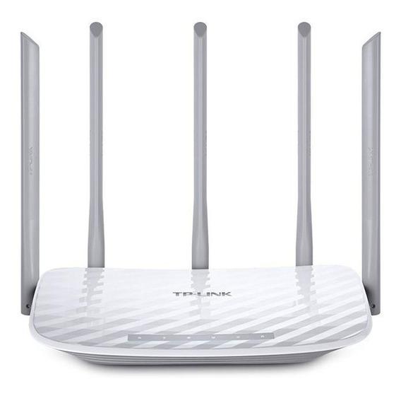 Roteador Wireless Dual Band Ac1350 Archer C60 Tp-link V2
