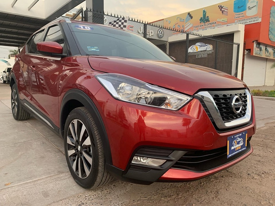 Nissan Kicks 2018 Advance Aut