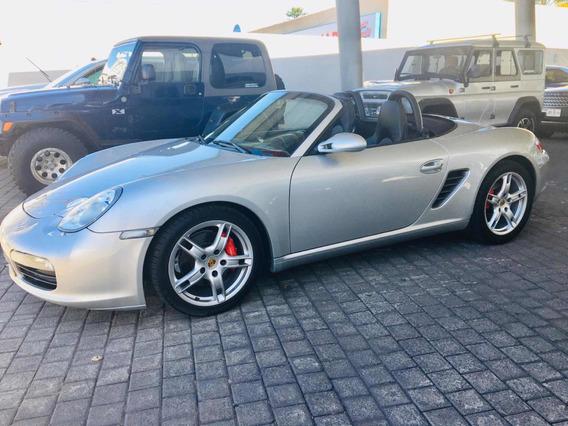 Porsche Boxster Boxster S