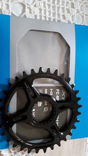 Coroa Shimano Deore Xt M8100 12v 32 Dentes Crm85 Direct