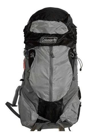 Mochila Backpack Campismo Tolima 60 Litros Negra 2000023348