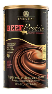 Beef Protein Cacao (480g) - Essential Nutrition