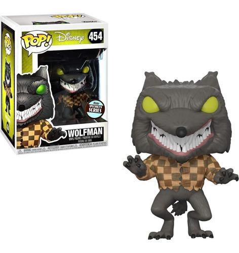 Wolfman 454 Funko Pop Specialty Series Tnbc