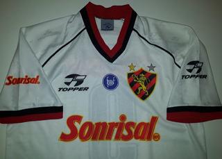 Camisa Sport Recife 1999 Topper Original Sonrisal - 99
