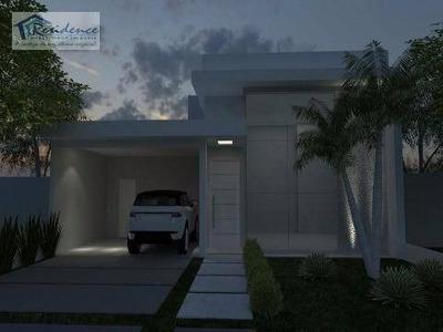 Casa Residencial À Venda, Jardim Residencial Dona Lucilla, Indaiatuba - . - Ca0243