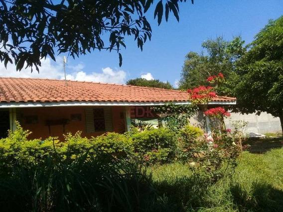 Chácara Residencial À Venda, Goiabal, Pindamonhangaba. - Ch0075