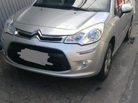 Citroën C3 1.2 Attraction Ptech Flex 5p 2017