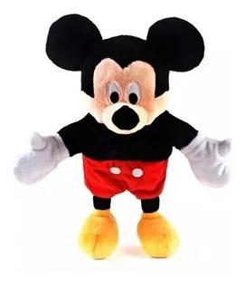 Titere Mano Mickey Plush 35 Cm Wabro 26390 Educando