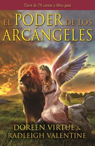 El Poder De Los Arcángeles Cartas + Libro Doreen Virtue