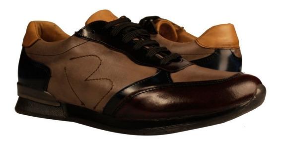 Zapatos De Moda Piel Hombre Con Envio Urban Access 5558