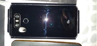 Smartphone LG G6 H870 Astro Black (na Caixa, Muito Novo!) Nf