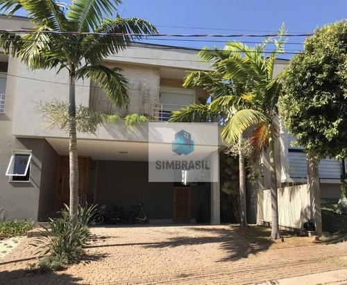 Imagem 1 de 12 de Casa Em Condomínio Com 4 Suítes, De 320m2 - Ca1343
