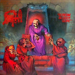 Death Scream Bloody Gore Icarus Cd Nuevo Nacional