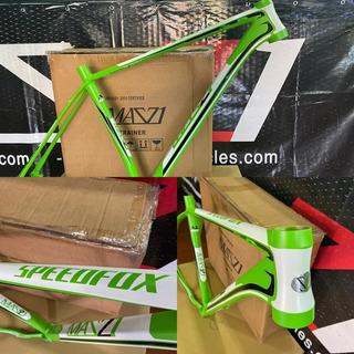 Cuadro Bicicleta Mazzi Speedfox Rodado 29 Aluminio - Racer