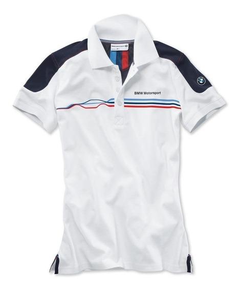 Camisa Polo Bmw Motorsport Feminina