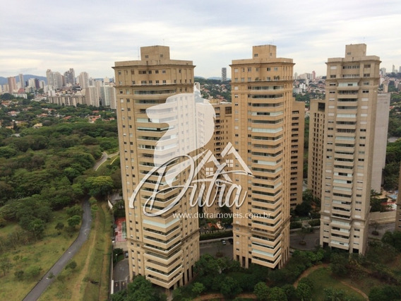 Praça Villa Lobos Alto De Pinheiros Cobertura Duplex 813 M² 5 Suítes 6 Vagas Depósito - 5821-926c