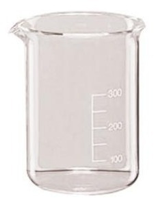 Vaso De Precipitado De 250 Ml Borosilicato