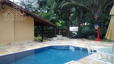 Casa Residencial À Venda, Maria Paula, Niterói. - Ca0643