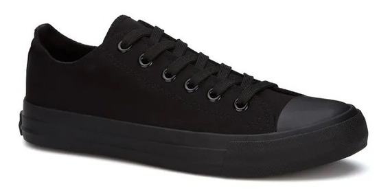 Tenis De Sneaker Negro 2559643 E-20