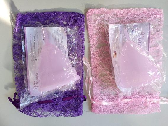 Copo Coletor Menstrual Menstruação Cup