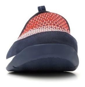 Sneaker Tejido Rosa Estilo 28307