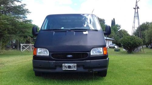 Ford Transit 2.5 D 120 S 1997