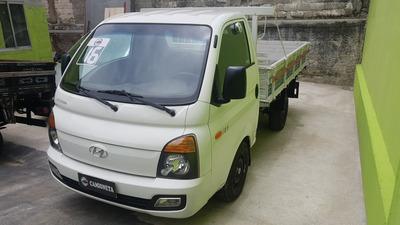 Hyundai Hr 2016 Carroceria De Madeira Muito Nova