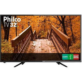 Tv Led 32 Philco Ptv32b51d Res. Hd C/ Conversor Digital