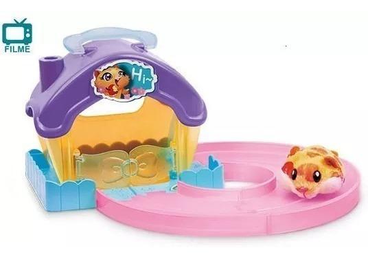 Casa Do Hamster - Com Pista / Candide
