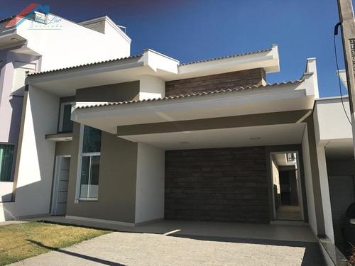 Casa A Venda No Bairro Jardim Golden Park Residence Em - Ca 252-1