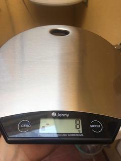 Balanza Digital De Cocina Jenny 3kg Nueva