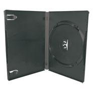 Caixa P/ Dvd / Cd - Kit Com 10 Pçs