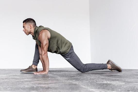 Nobull Trainer Unisex Sand Leather