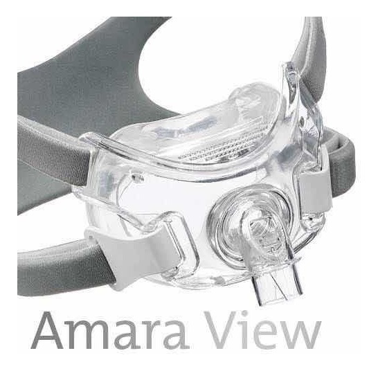 Repuesto Mascarilla Cpap Respironics Amara View Mediano