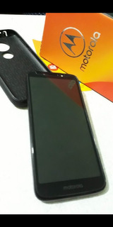 Troco Moto E5 Play, Por iPhone 7 + Volta Minha R$