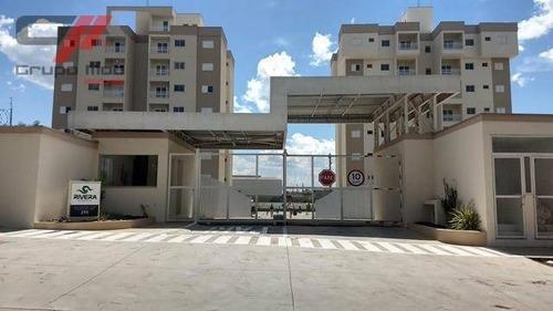 Imagem 1 de 1 de Apartamento Com 2 Dormitórios À Venda, 54 M² Por R$ 191.700,00 - Jardim Gurilândia - Taubaté/sp - Ap0382