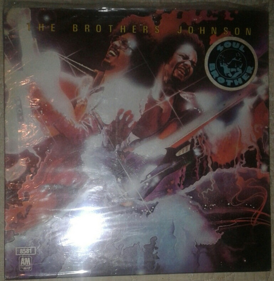 Vinilo The Brothers Jhonson Blam!! 1978