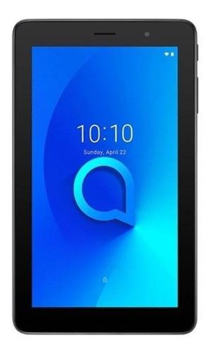 "Tablet  Alcatel 1T 7 7"" 16GB negra con 1GB de memoria RAM"