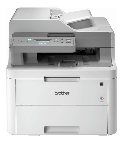 Multifuncional Colorida Color Brother Dcp- L3551cdw L3551