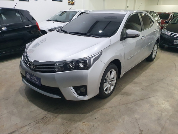 Toyota Corolla Gli Upper 1.8 Automático 2017