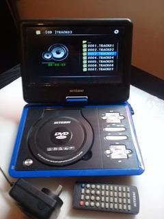 Dvd, Cd, Mp5,4,3, Tv , Fm Game Player