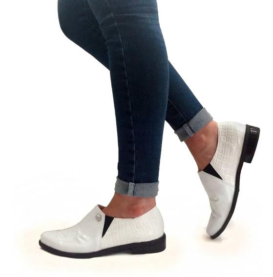 Zapatos Mujer Texanas Punta Taco Nueva Temporada - Art. 15
