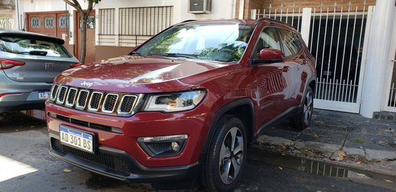 Jeep Compass 2.4 Longitude / 2018