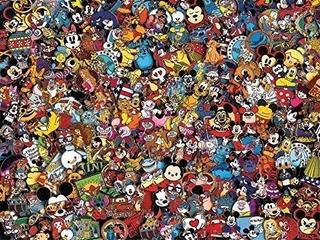 Ceaco Disney Photo Magic Pins Puzzle 750 Piezas
