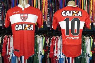 Crb 2016 Camisa Reserva Tamanho M Número 10.