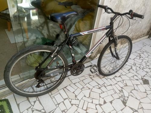 Imagem 1 de 4 de Bicicleta 18 Machas